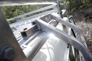 Side Ladder Hanging Rails