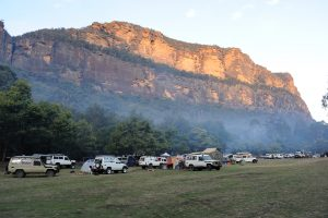 Coorongooba Campground - Wollemi National Park