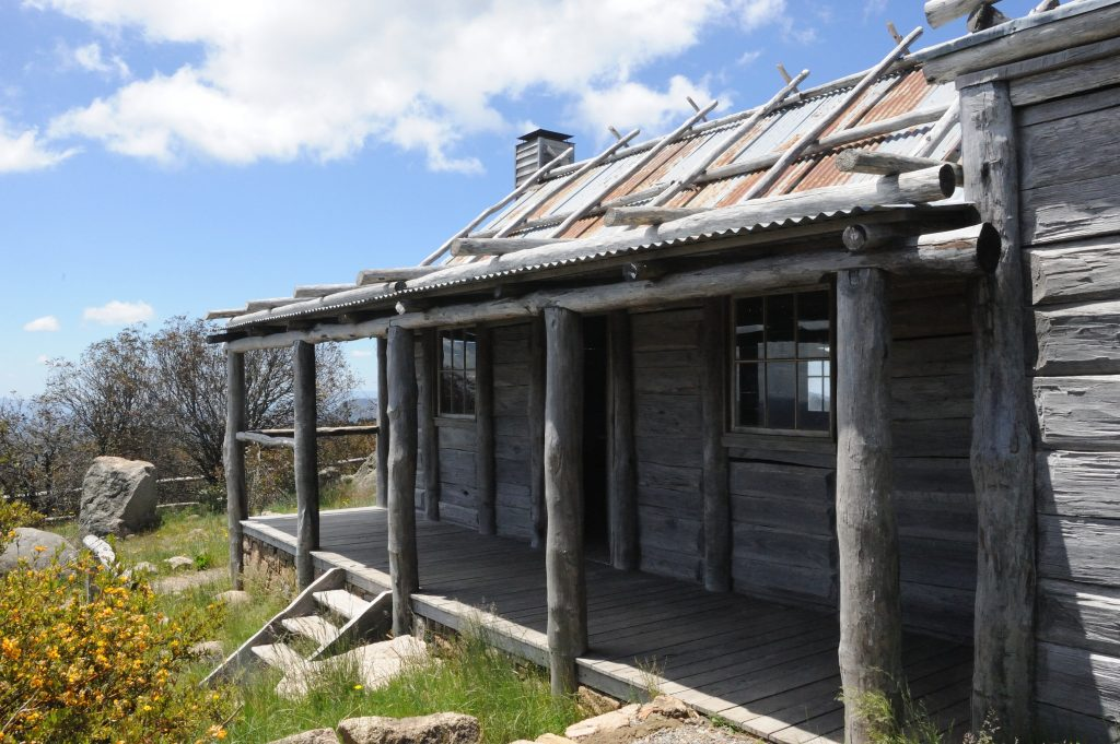 Craig's Hut - Alpine National Park
