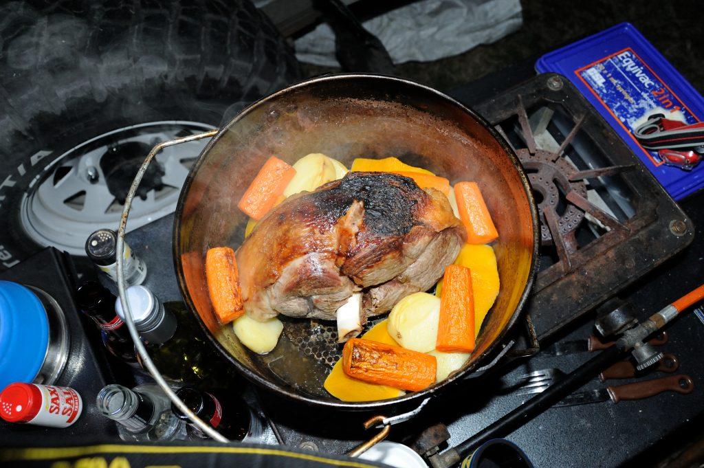 Camp Oven Roast - One Hour / Kilo