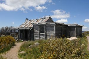 Craig's Hut - Alpine National Park